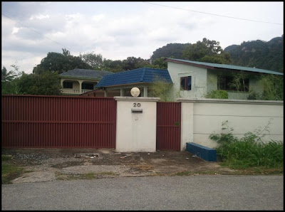 IPOH BUNGALOW HOUSE FOR SALE