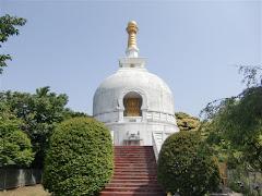 龍口寺仏舎利塔