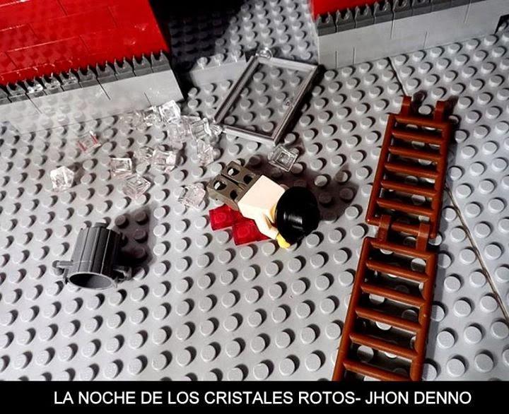 Image result for 365 dias de valentia moral denno lego