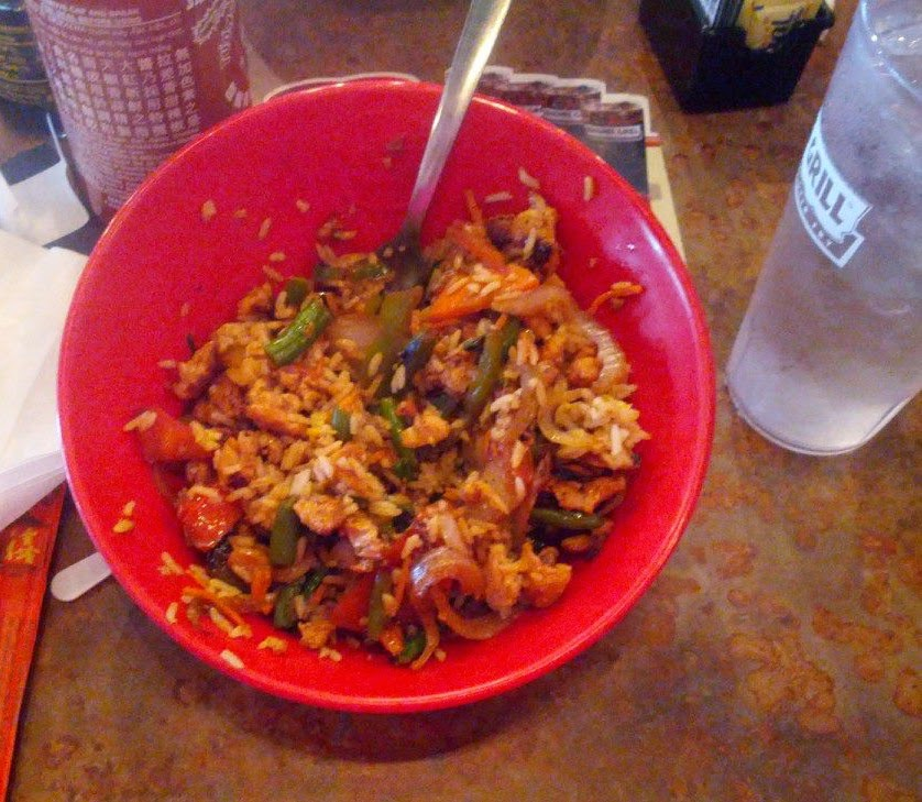 Genghis Grill - 9/365
