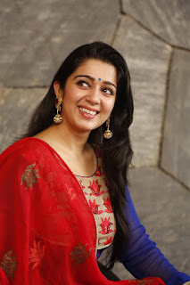 Charmi Kaur Pictures in Salwar Kameez at Jyothi Lakshmi Movie Interview ~ Bollywood and South Indian Cinema Actress Exclusive Picture Galleries