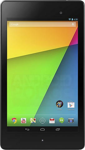 Tablets designed eagerly anticipated second generation Nexus 7