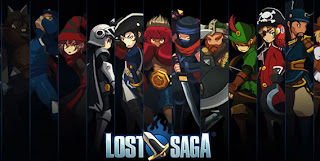 Download Lost Saga Indonesia