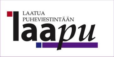 LAAPU - Laatua puheviestinnän opetukseen