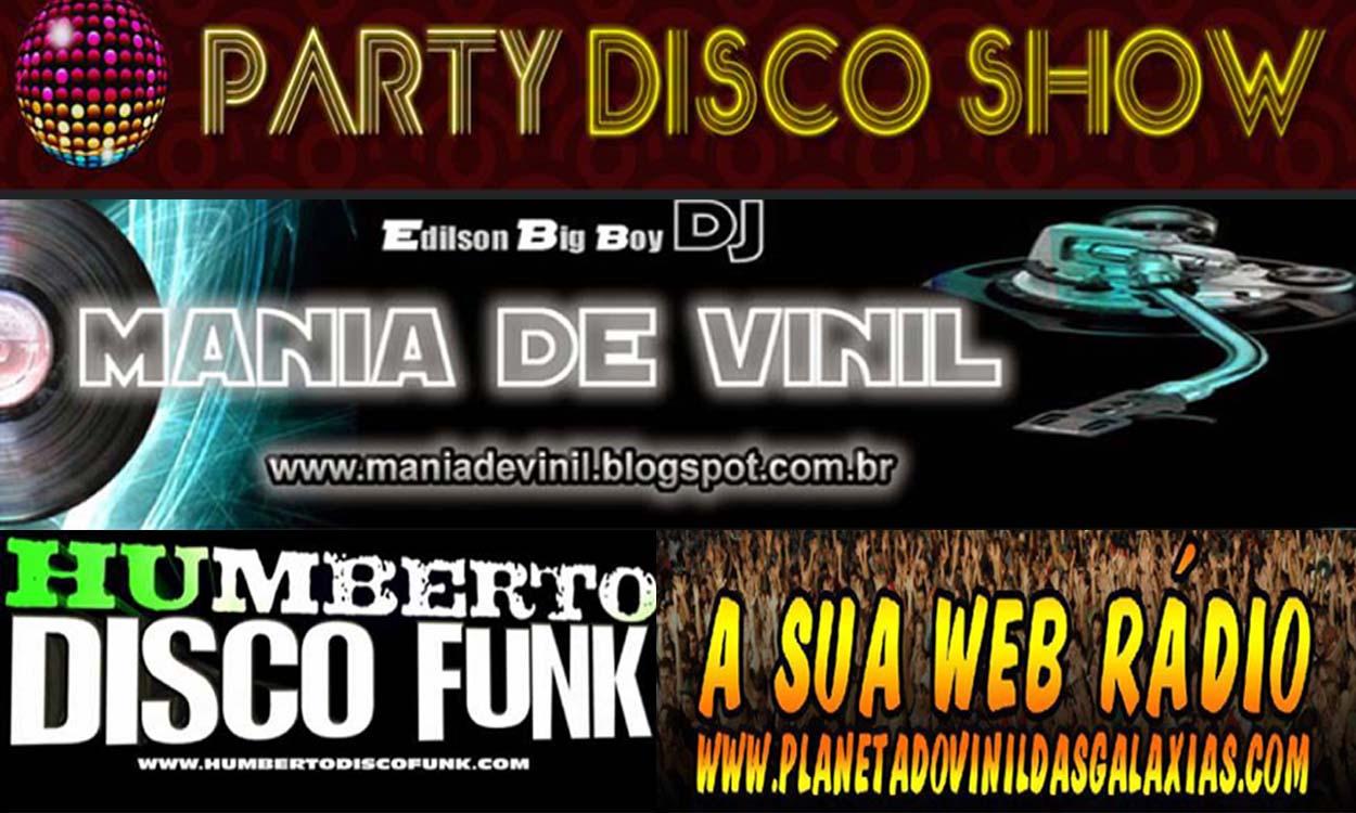 MANIA DE VINIL - EDILSON BIG BOY DJ