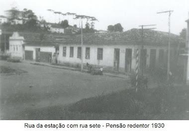 PENSAO REDENTOR EM 1930