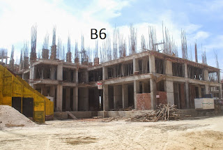 Amrapali Terrace Homes :: Construction Update b6