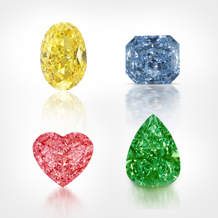 types colour of fancy coloured diamond natural diamonds color