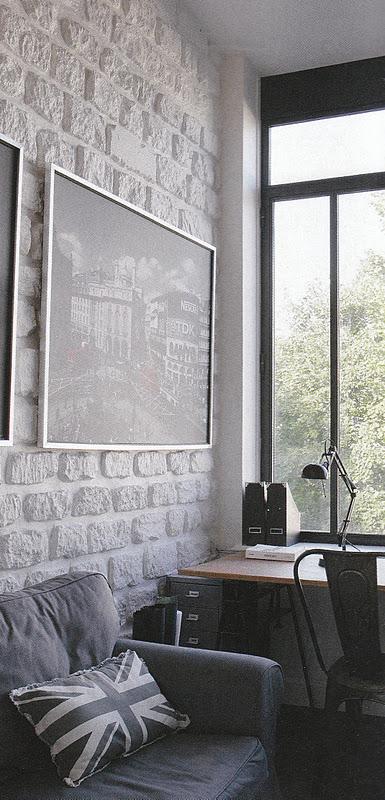isabelle h d coration et home staging janvier 2012. Black Bedroom Furniture Sets. Home Design Ideas