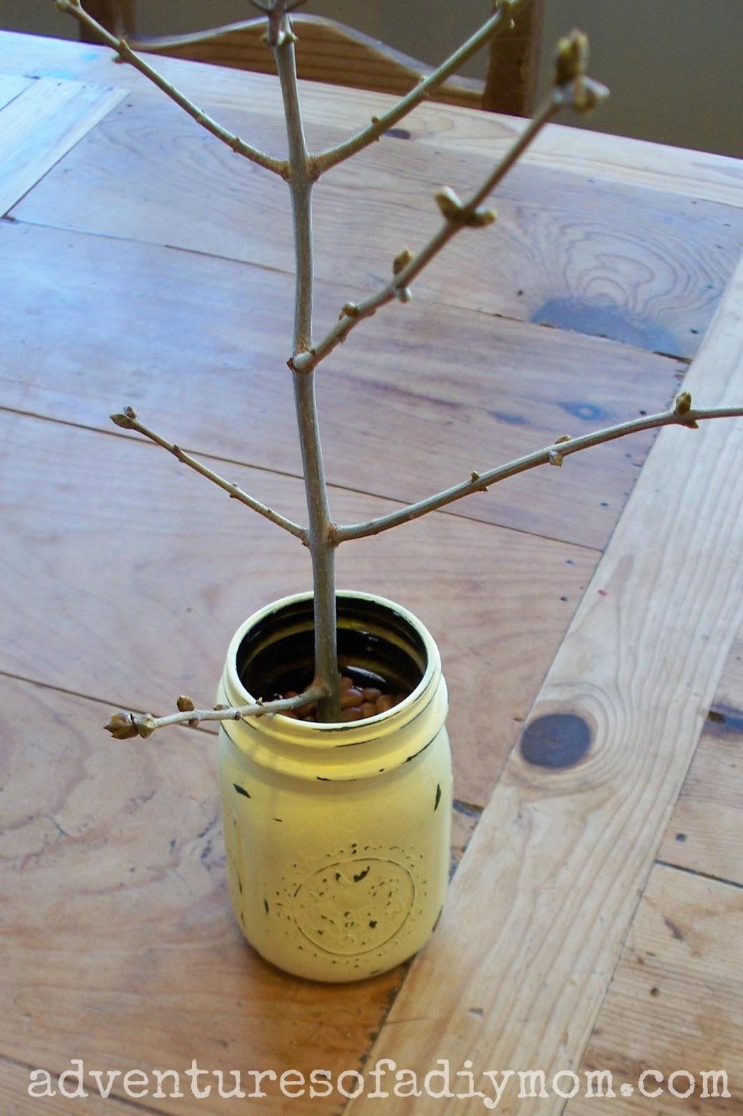 Crafty Spring Tree