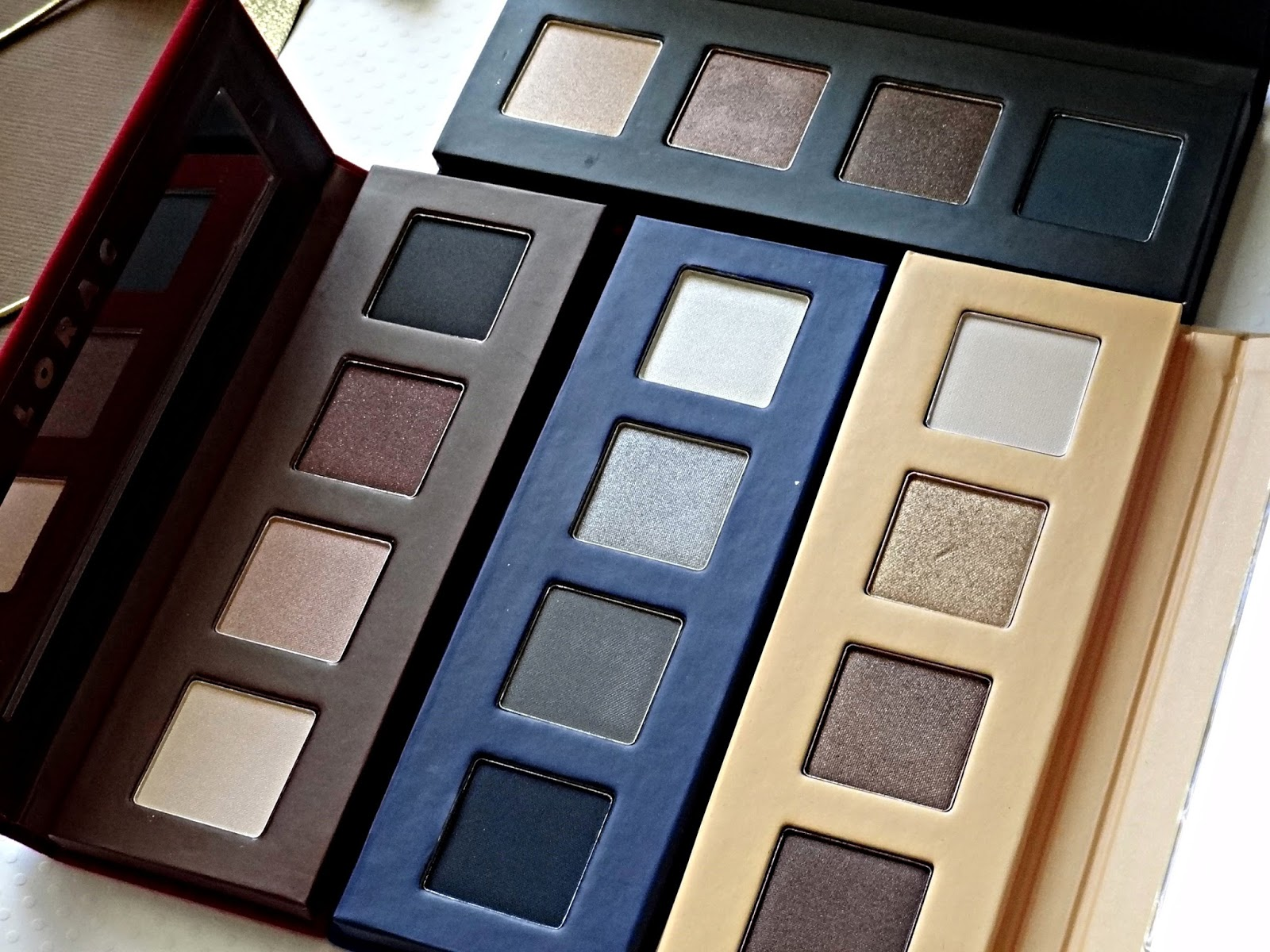 LORAC The Royal Eyeshadow Collection Holiday 2014 Review, Photos & Swatches