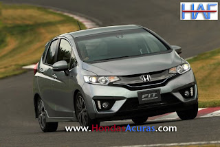 Since Its Launch In 2001, The Honda Jazz Hasnu0027t Been Changed Drastically.  But Thatu0027s About To Change For 2014 With The Third Generation Jazz, Which  Benefits ...