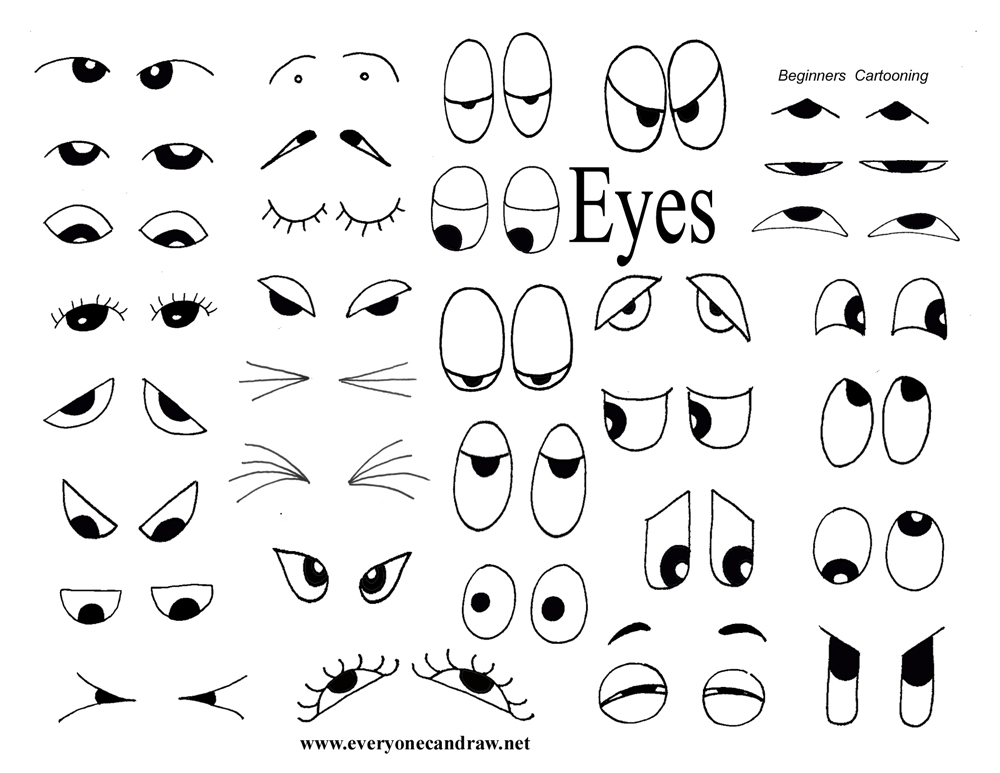 Cartoon Characters Eyes : On my mind character challenge day all about eyes