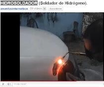 """""""El Fuego del Agua""""HIDROSOLDADOR (Soldador de Hidrógeno). HHO"""