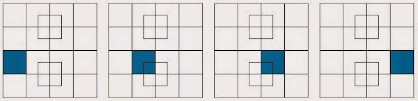 BenjaminMadeira - ¿Cuántos cuadrados hay dibujados en la imagen?