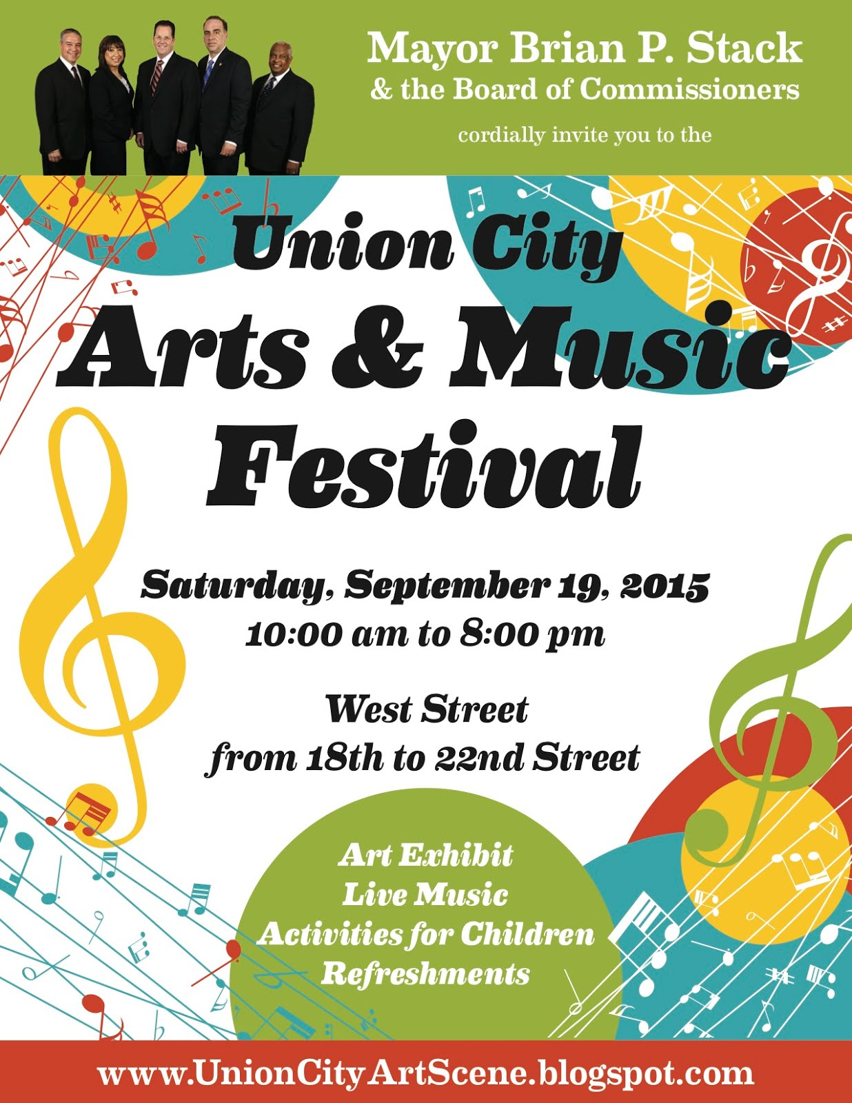 Biggest Music Festival in NJ