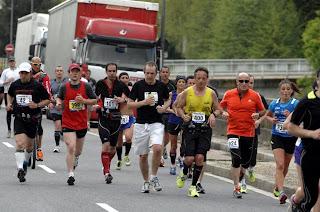 semi marathon de Troyes 2013