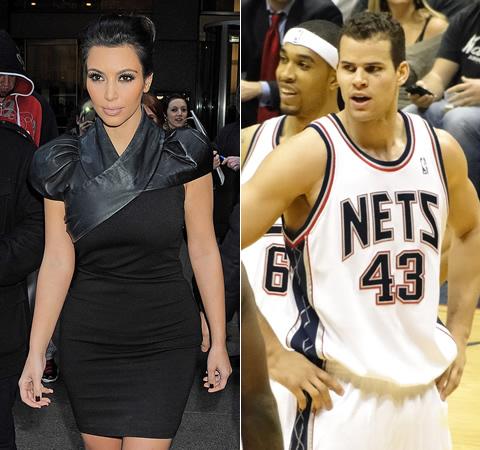 Kim Kardashian And Boyfriend Kris Humphries Kim Kardashian Amp Kris
