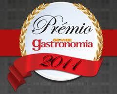 Premiado nas categorias Melhor Chef e Melhor Restaurante Contemporâneo 2011