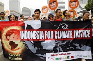 COP21 Disambut Demonstrasi di 175 Negara