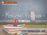 Pamong Didik - Media Pembelajaran Matematika SD Mengenal Pecahan
