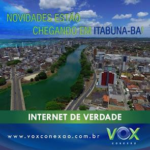 VOX Conexão Itabuna
