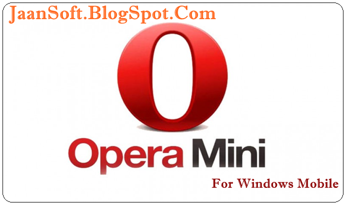Opera Mini 5.1 For Windows Mobile Download