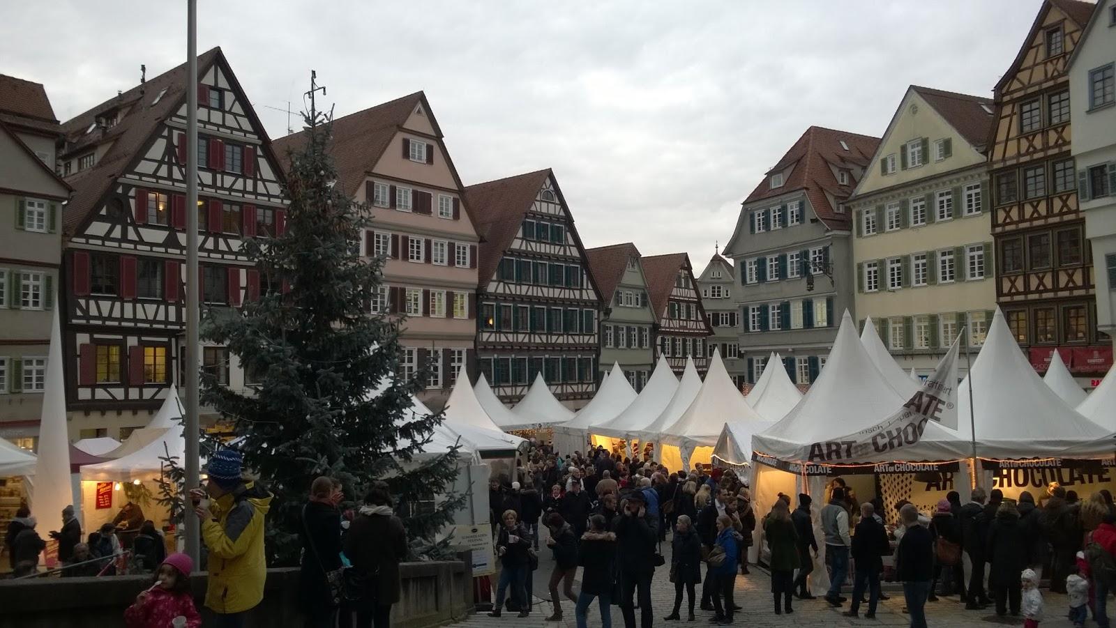 Tübingen enkelt tur
