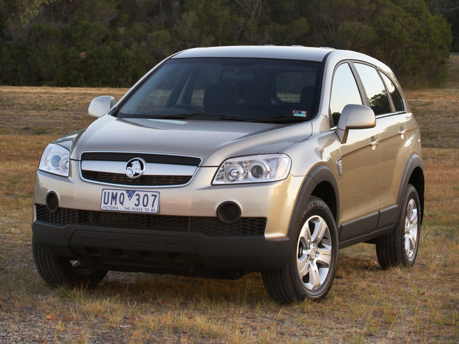 2008 holden captiva sx diesel wallpapers pictures