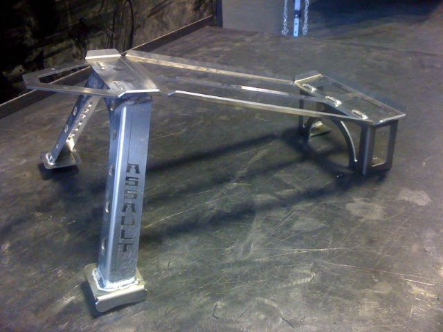 HANDMADE INDUSTRIES  Snowmobile Seat Frames