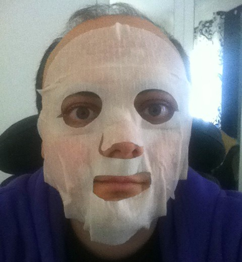 masque tissu grenade sephora