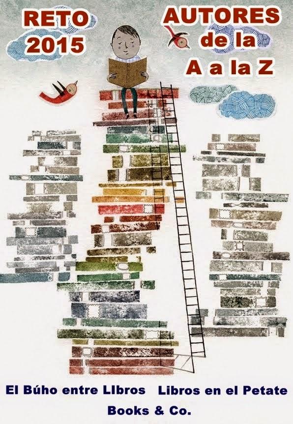 Reto 2015 Autores de la A a la Z