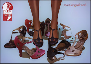 Buy :::ChicChica::: footwear on marketplace