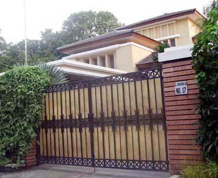 contoh gambar pagar untuk halaman rumah terbaru - id rumah