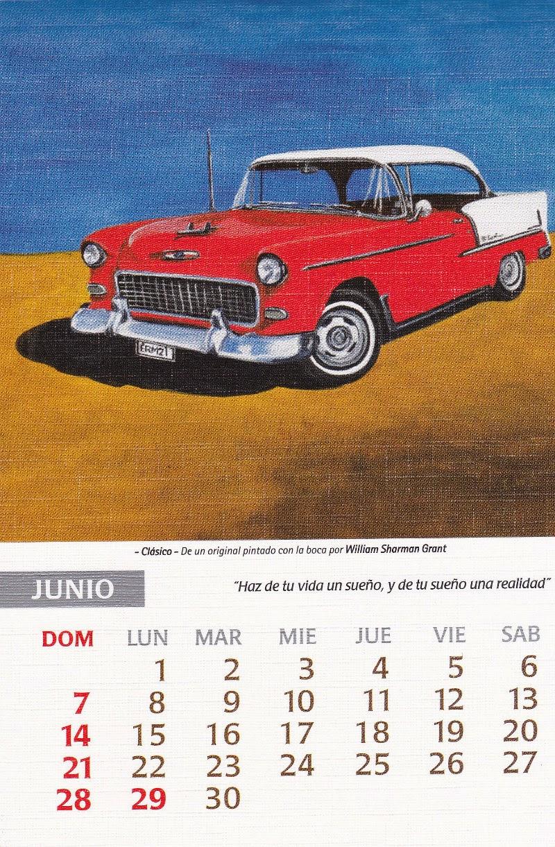 calendario 2015 junio