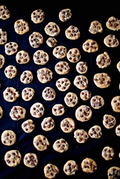 Small chocolate chip cookies recipe