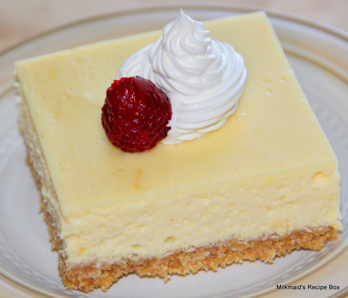 lemon squares*