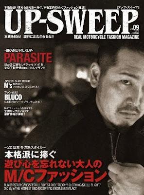 日本機車服飾品牌parasite 的介紹