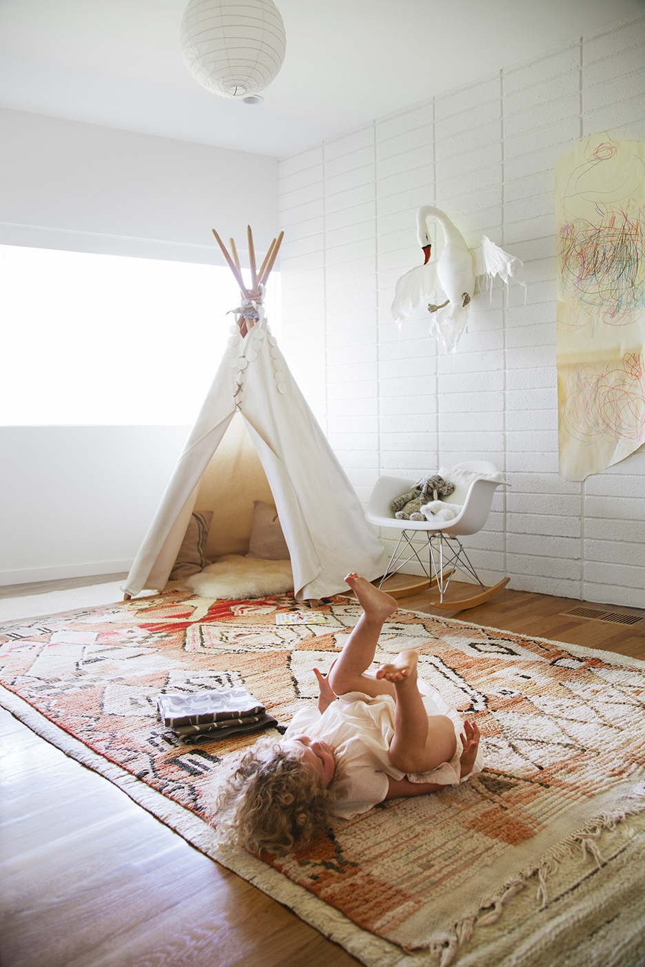 Southwestern-Inspired Nursery Design