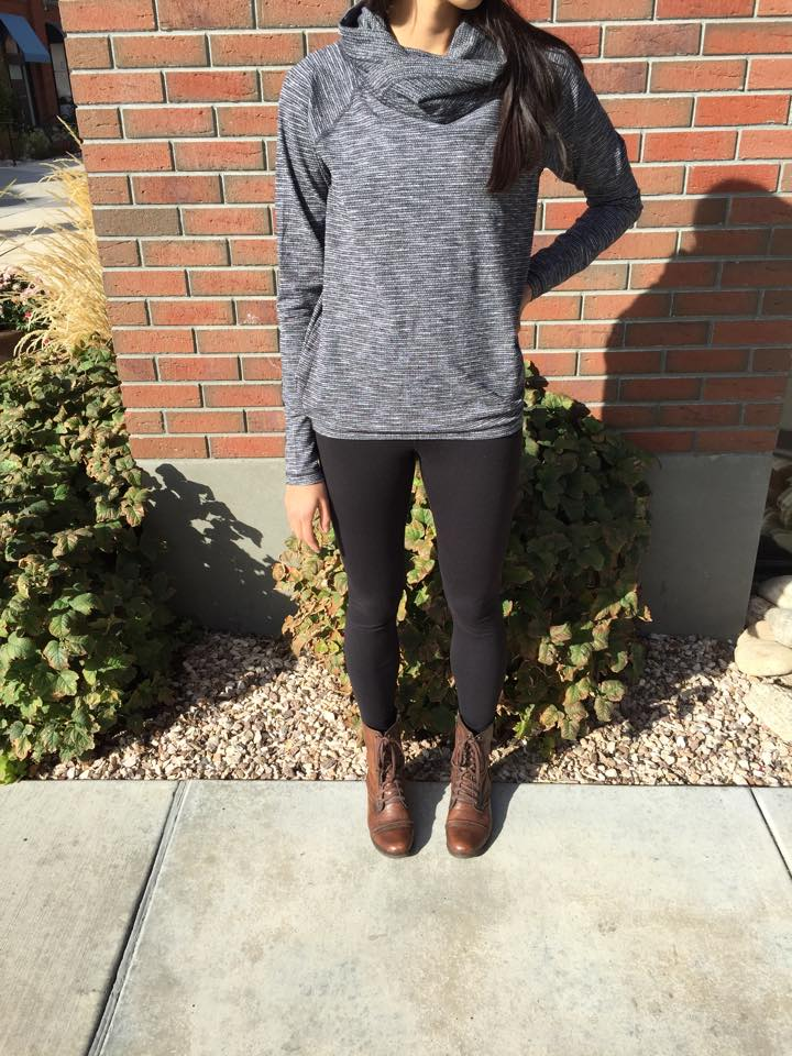 lululemon coco pique healthy heart pullover