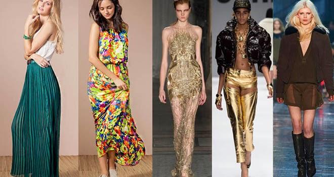 Entradas para el desfile de moda adolescente