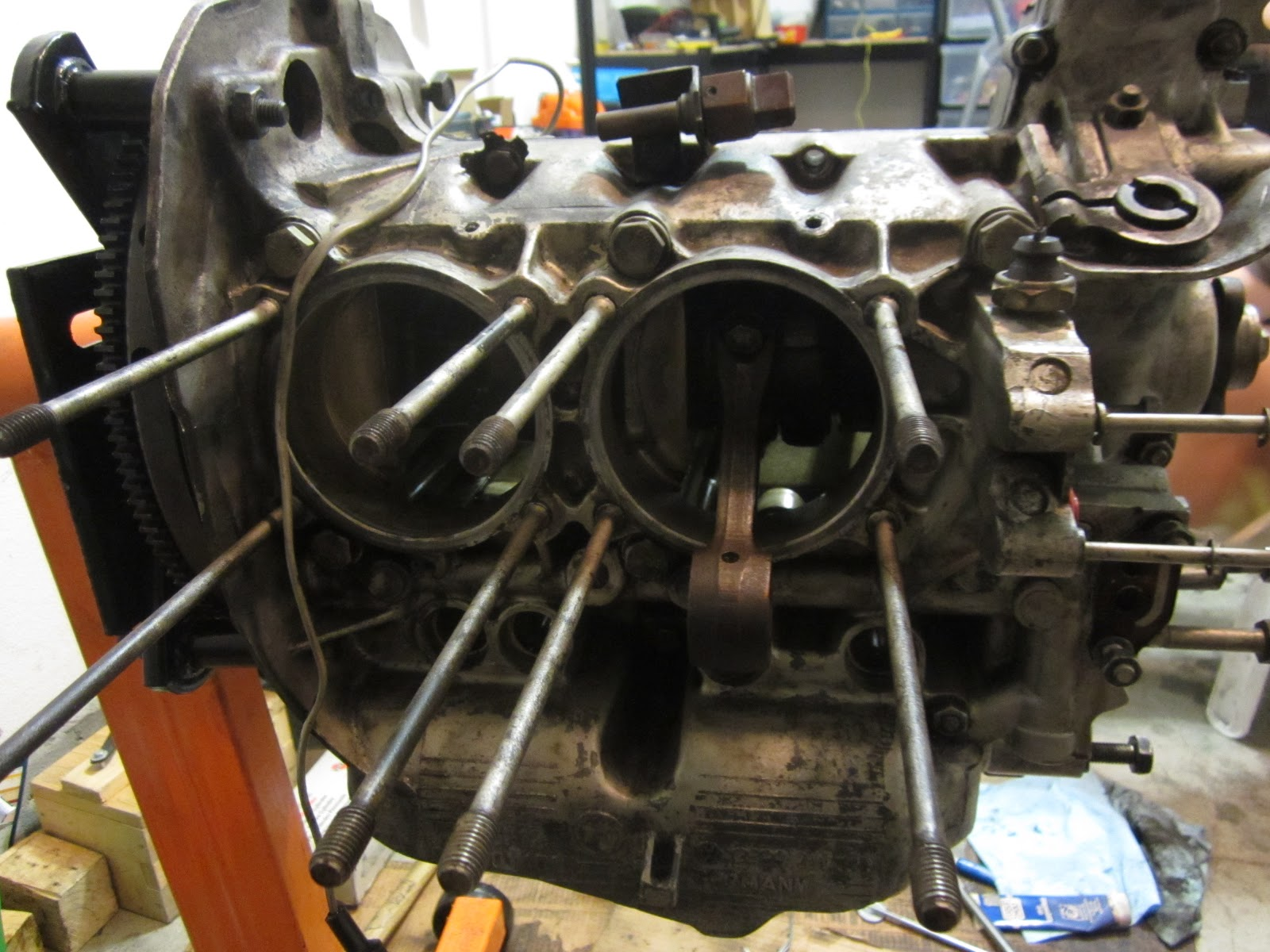 How To Rebuild Your Volkswagen Air Cooled Engine By Tom