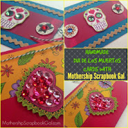 Purchase a Mothership Scrapbook Gal Card Kit Here!