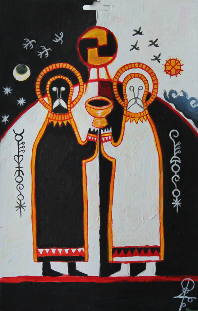 черный бог и белый бог