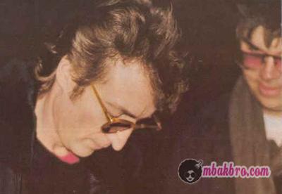 John Lennon dan pembunuhnya