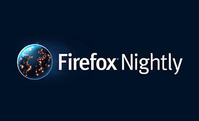 Nightly Firefox logo