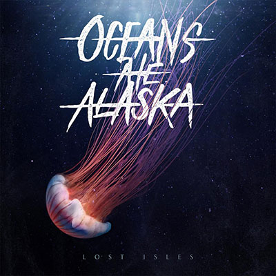 The 10 Worst Album Cover Artworks of 2014: 10. Oceans Ate Alaska - Lost Isles