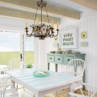 Shabby Chic Beach Cottage Decor