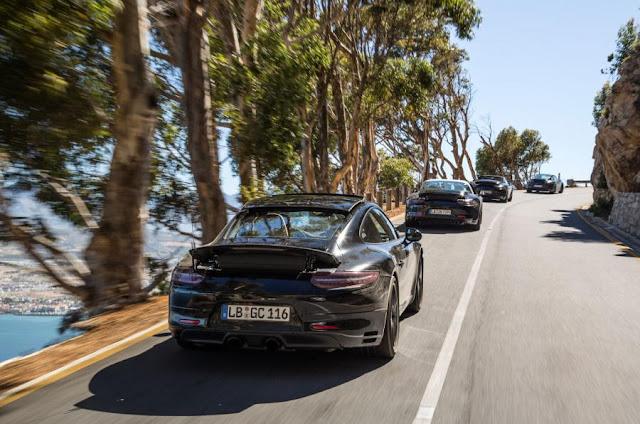 Novo Porsche 911 2016