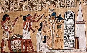 Christie Kawasaki: Ka, Ba and Akh - The Ancient Egyptian Soul